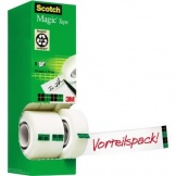 Klebeband Scotch Magic 810 19mmx33m unsichtbar 8 R