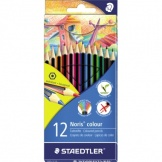Farbstift Noris colour 185 12 Farben