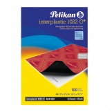 Kohlepapier Interplastic 1022G A4 10Bl/Pg